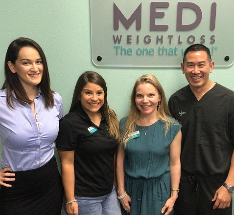 Medi-Weightloss Katy Staff